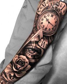 Forarm Tattoos, Cool Forearm Tattoos, Dope Tattoos, Leg Tattoos, Body Art Tattoos, Tattoos Skull, Best Sleeve Tattoos, Sleeve Tattoos For Women, Tattoo Sleeve Designs