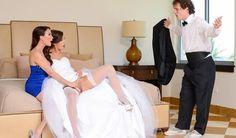 Парень уломал на групповуху будущую жену перед свадьбой с помощью любовницы