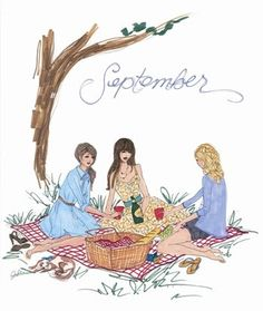 My favorite month is September. Because it has a good climate and in Peru is the month of spring.