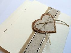 Lumaca Matta: Country chic invitations