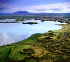 New to this summer! Visit Lake Myvatn, #Iceland with us: other-wordly and not at all touristy! #BucketList
