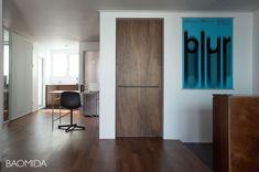 [마포강변힐스테이트] 미니멀라이프를 실천하는 싱글하우스 24평인테리어 by 바오미다 : 네이버 블로그 Divider, Interior Design, Space, Room, House, Furniture, Studio, Home Decor, Nest Design
