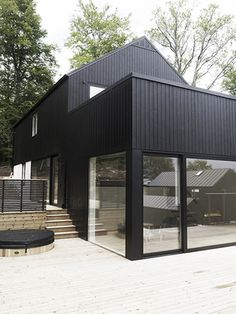 Modern Home by RAA Studio Architecture Architecture Details, Interior Architecture, Future House, My House, Steel Framing, Modern Architects, House Extensions, Black House, Residential Architecture