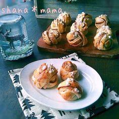 ストックホルム巻きシナモンロール♪ by しゃなママ | レシピサイト「Nadia | ナディア」プロの料理を無料で検索