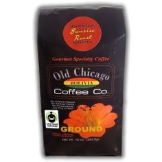 Bolivian Ground Old Chicago Coffee