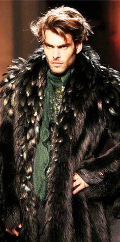 JPG Haute Couture Homme Paris FW 2011-12