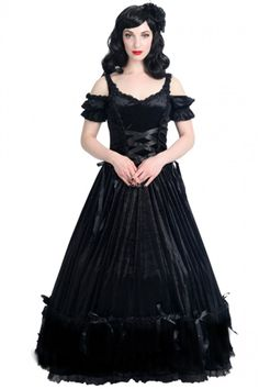 Sinister Dress Gothic Siren
