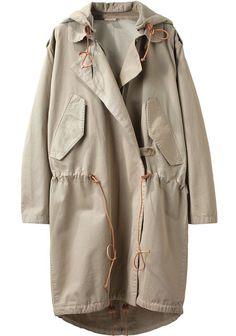 Francis Coat, Acne
