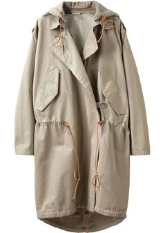 Francis Coat, Acne