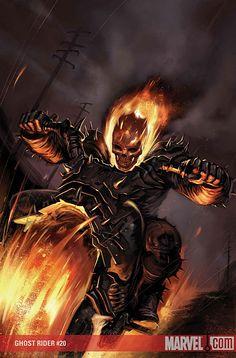 Marko Djurdjevic - Ghost Rider