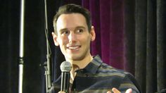 Cory Michael Smith talking Nygmobblepot at Gotham Con