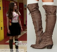 Girl Meets World: Season 2 Episode 24 Riley's Lace up Boots