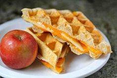 waffle grilled cheese - Google Search