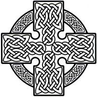 Ancient Celts would look at this and see the Wheel of the Sun, and a symbol of Bel.