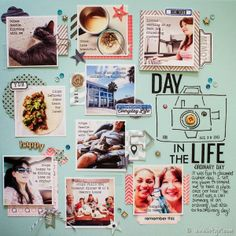 Write.Click.Scrapbook. | Day In The Life