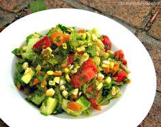 Blended Green Salad
