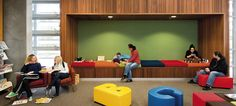 Jasmax - New Wellsford War Memorial Library, clever alcove space