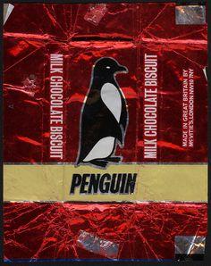 UK - McVitie's - Pengin chocolate