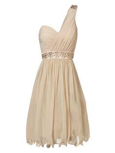 Jane Norman one shoulder dress
