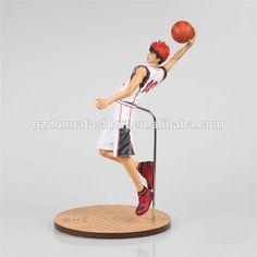 Kuroko no Basket Dunk Kagami Taiga PVC 24cm Action Figure, View Kuroko no Basket , donnatoyfirm Product Details from Guangzhou Donna Fashion Accessory Co., Ltd. on Alibaba.com