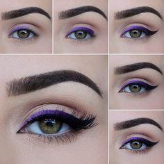 tuto eyeliner