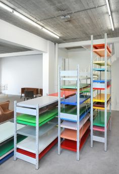 Ode TIXIT - Bookshelves