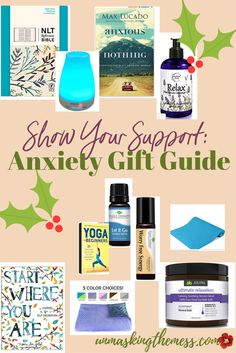 Anxiety Gift Guide: The Hows of Supporting your Anxious Loved One. Supporting your anxious loved one by learning all you can about anxiety is priceless and one of the best ways to encourage them. Getting Over Depression, How To Cure Depression, Helping Someone With Anxiety, How Do I Live, Depression Support, Mental Health Conditions, All You Can, Toxic Relationships, Anxiety Relief