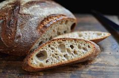 Spelt sourdough with potatoes Bread And Pastries, Russian Recipes, Sourdough Bread, How To Make Bread, Bread Making, Bread Recipes, Ham, Delish, Food And Drink