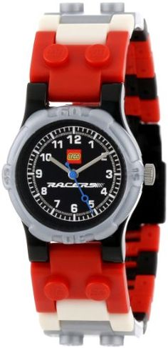 LEGO Kids' 4271021BLK Racers Watch at http://suliaszone.com/lego-kids-4271021blk-racers-watch/
