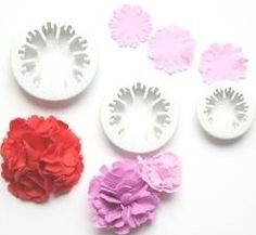 Icing carnations tutorial