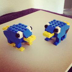 Lego Perry the Platypus, aka Phineas & Ferb stuff
