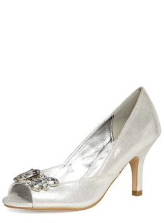 78 best Silver Fancy Schuhes images on on on Pinterest   Bridal shoe, Fancy f4eec0