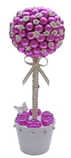 Build a Candy Blossom Tree