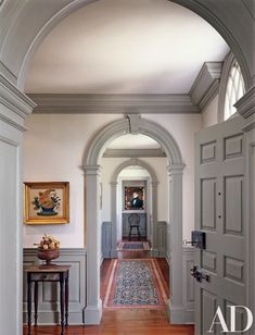 Did You Say Enfilade? On Fill What?