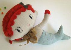 Little mermaid.  By Misako Mimoko.
