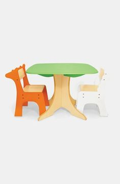 P'kolino 'Safari Collection' Table & Chairs (Toddler) available at #Nordstrom