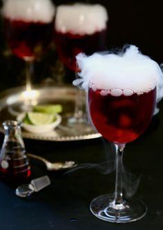 the purpl-o-sa cocktail