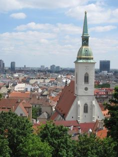 Bratislava #Europe Bratislava, San Francisco Ferry, Europe, Building, Travel, Viajes, Buildings, Trips, Traveling