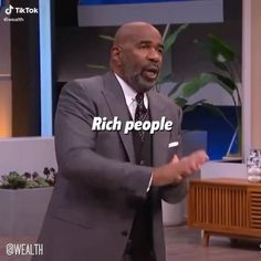 Motivational Videos, Inspirational Quotes, Steve Harvey Quotes, Tenses English, Priorities List, People Videos, Beautiful Nature Scenes, Money Quotes, Rich People