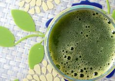 Green Juice Recipe With Apple and Carrot | POPSUGAR Fitness