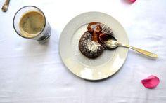 Stout and chocolate fondants