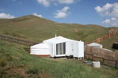 Joshua Bolchover – Rural Urban Framework, Ger Plug-In, Ulaanbaatar, Mongolia, 2017