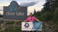 """Proud Fertility in Deer Lake Newfoundland - Egg Donation and Surrogacy in Canada Proud Fertility loves to be """"everywhere"""" - we enjoyed outreaching and networking with the community in Newfoundland. Proud Fertility is about the life-changing experience of Surrogate Mothers Egg Donors and Intended Parents - how they come together and take pride in fulfilling family dreams. Proud Fertility - Egg Donation and Surrogacy in Canada http://ift.tt/2sloeYs info@proudfertility.com (1)-587-436-5520…"""
