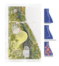 Michael Van Valkenburgh Associates, Inc. #landscapearchitectureplan