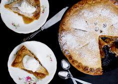 Amerikansk Apple Pie - Copenhagen Cakes