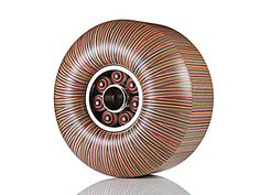 Recycled Skateboard Art