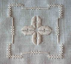 ༺✿༻ Whitework Embroidery