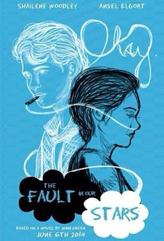 The Fault in Our Stars art