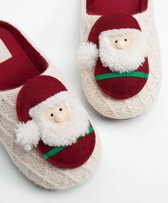 Zueco muñeco de Navidad - OYSHO