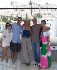 """Athens-NEW Acropolis Museum with real Acropolis in background. Archaeologous.com says, """"Private personal group tours are our specialty""""  #GreeceVacations #Athens #Acropolis #GreekMuseums Athens Acropolis, Group Tours, Day Tours, Dream Vacations, Greece, Turkey, Museum, Greece Country, Turkey Country"""